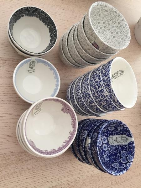 【バーレイ陶器】シュガーボールとバター皿 ブログで販売会_d0217479_17040449.jpg