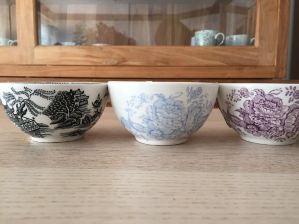 【バーレイ陶器】シュガーボールとバター皿 ブログで販売会_d0217479_17042362.jpg