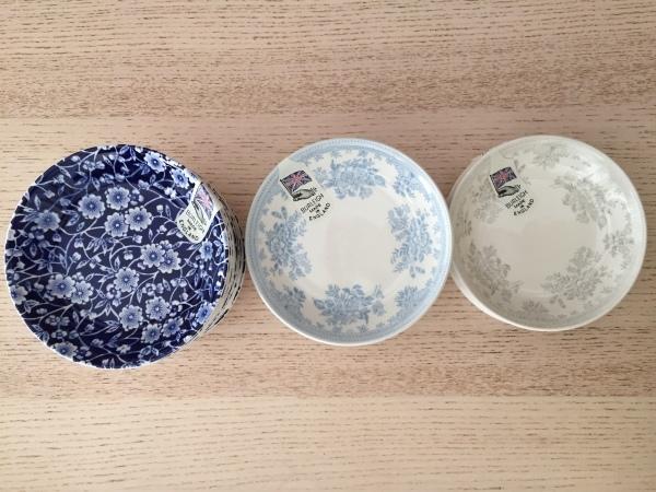 【バーレイ陶器】シュガーボールとバター皿 ブログで販売会_d0217479_17045598.jpg