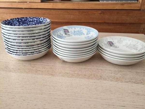 【バーレイ陶器】シュガーボールとバター皿 ブログで販売会_d0217479_17050687.jpg