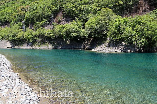 新緑の銚子川_b0186680_11443836.jpg
