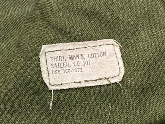 このミリタリーシャツ、もうお持ちですか!?(マグネッツ大阪アメ村店)_c0078587_12580368.jpg
