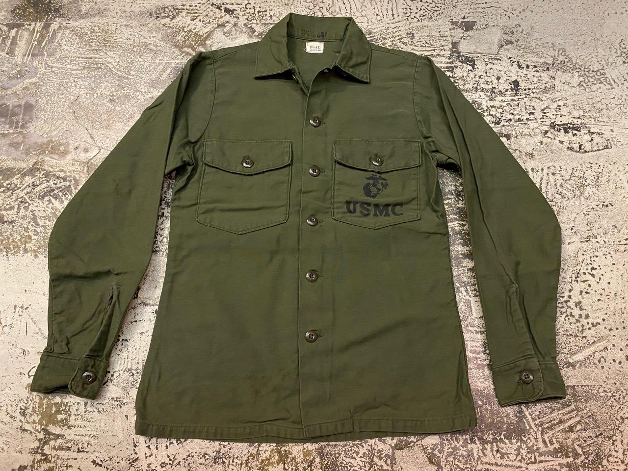 このミリタリーシャツ、もうお持ちですか!?(マグネッツ大阪アメ村店)_c0078587_12595673.jpg