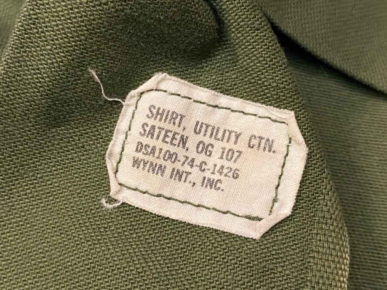 このミリタリーシャツ、もうお持ちですか!?(マグネッツ大阪アメ村店)_c0078587_13000498.jpg