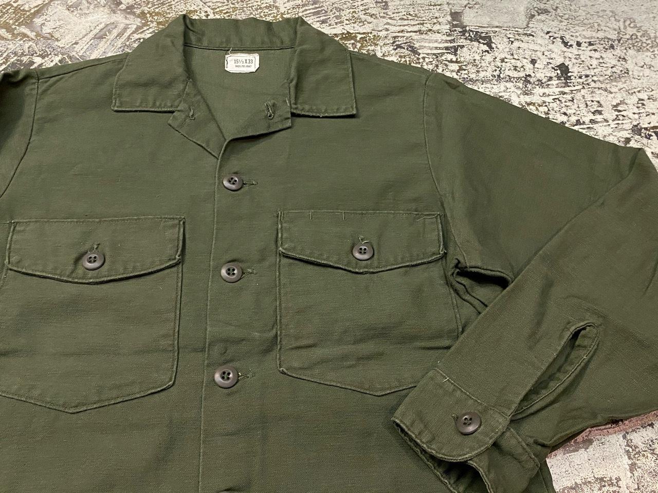 このミリタリーシャツ、もうお持ちですか!?(マグネッツ大阪アメ村店)_c0078587_13004065.jpg