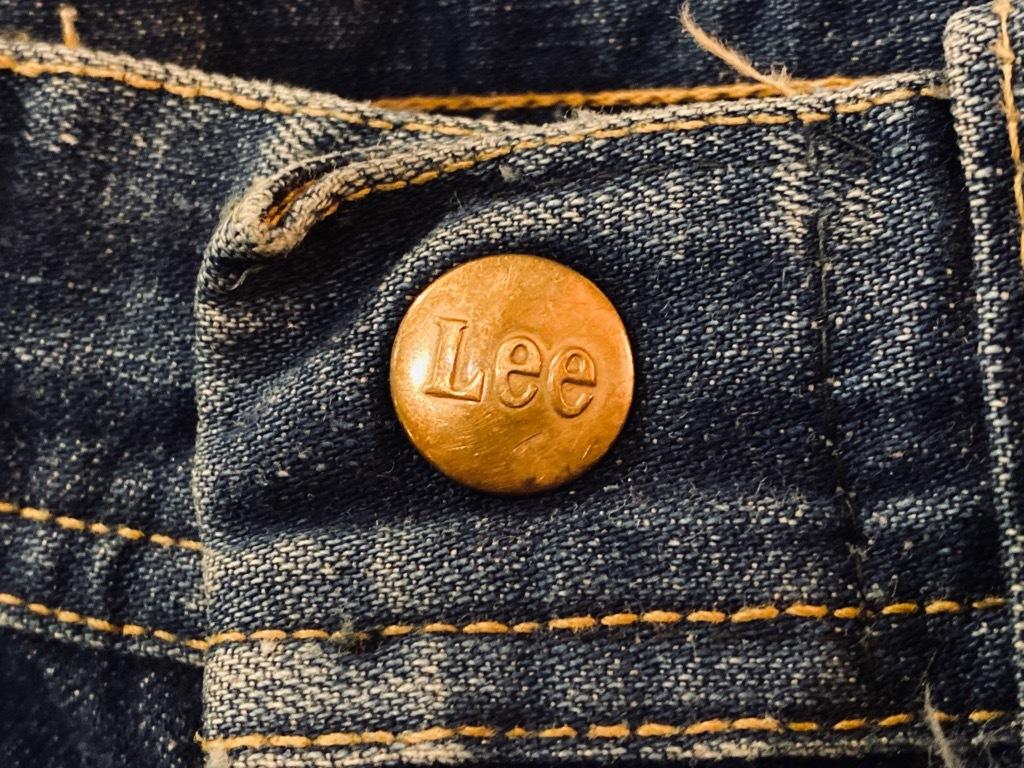 マグネッツ神戸店 6/3(水)Vintage Bottoms入荷! #1 Lee Item Part1 !!!_c0078587_20292532.jpg