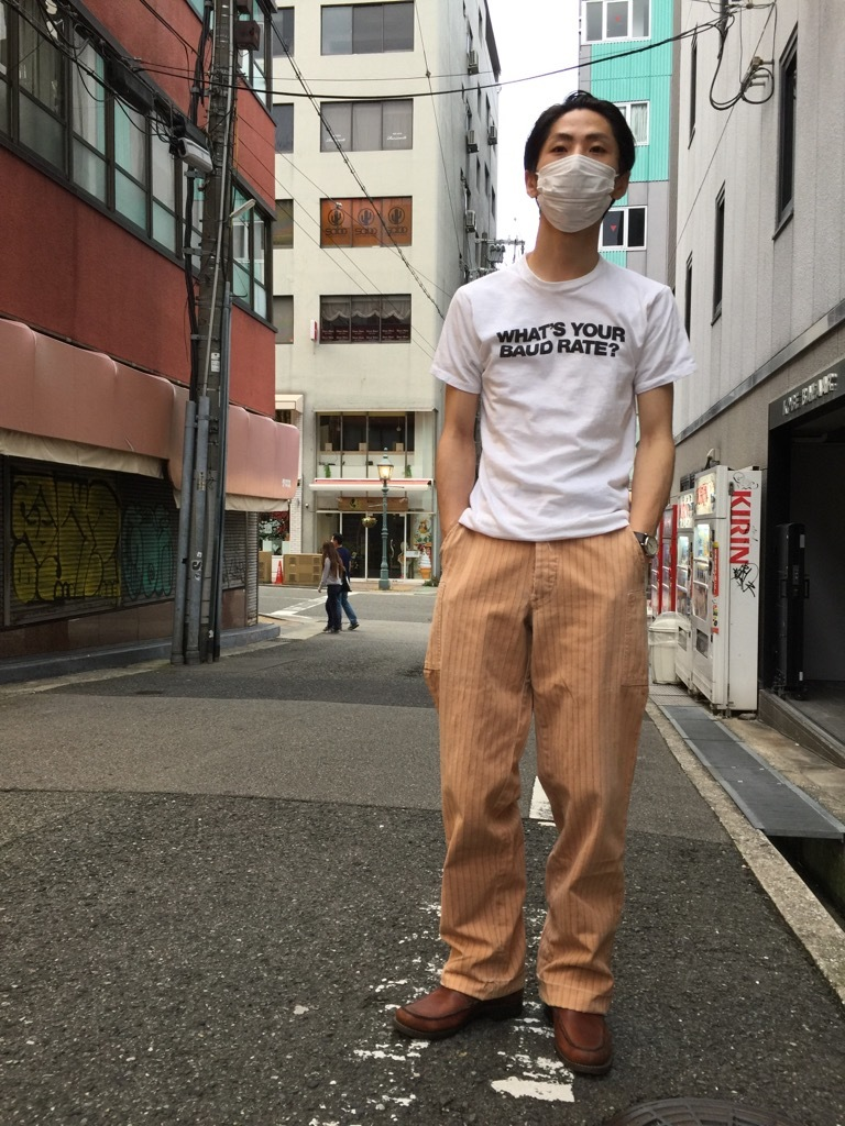 マグネッツ神戸店 6/3(水)Vintage Bottoms入荷! #1 Lee Item Part1 !!!_c0078587_20384159.jpg