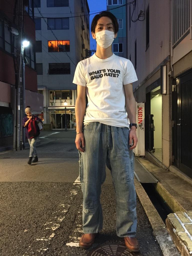 マグネッツ神戸店 6/3(水)Vintage Bottoms入荷! #1 Lee Item Part1 !!!_c0078587_20413778.jpg
