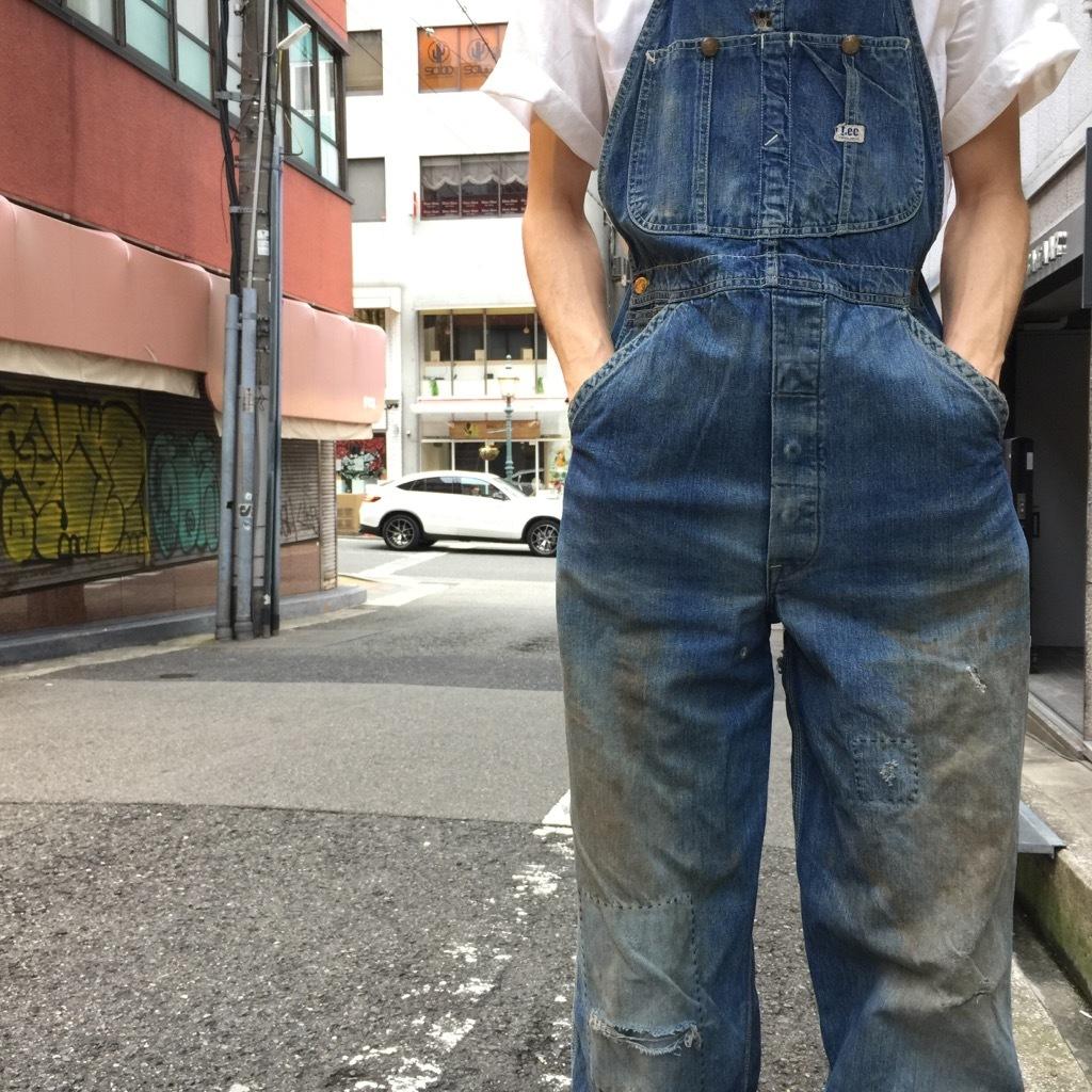 マグネッツ神戸店 6/3(水) Vintage Bottoms入荷! #2 Lee Item Part2!!!_c0078587_21075667.jpg