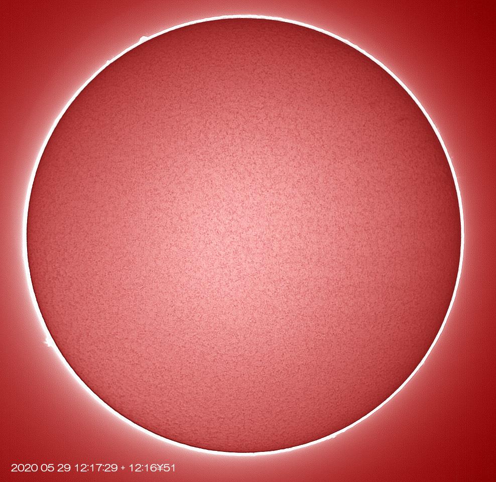 5月29日の太陽_e0174091_17354269.jpg