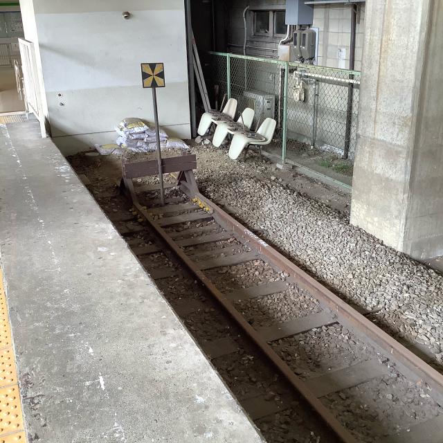 四日市あすなろう鉄道に乗ってナローゲージの小さな旅。_a0334793_14250730.jpg