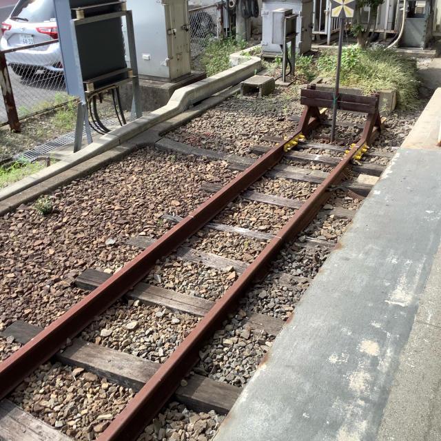 四日市あすなろう鉄道に乗ってナローゲージの小さな旅。_a0334793_14251560.jpg