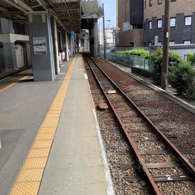 四日市あすなろう鉄道に乗ってナローゲージの小さな旅。_a0334793_14252494.jpg