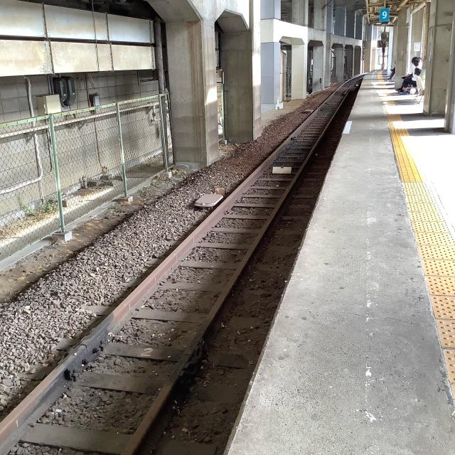 四日市あすなろう鉄道に乗ってナローゲージの小さな旅。_a0334793_14253226.jpg