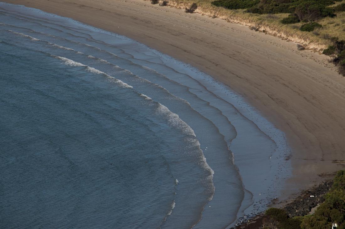 Stanleyの町 遠浅の波の模様 <タスマニア>_c0248100_19160346.jpg