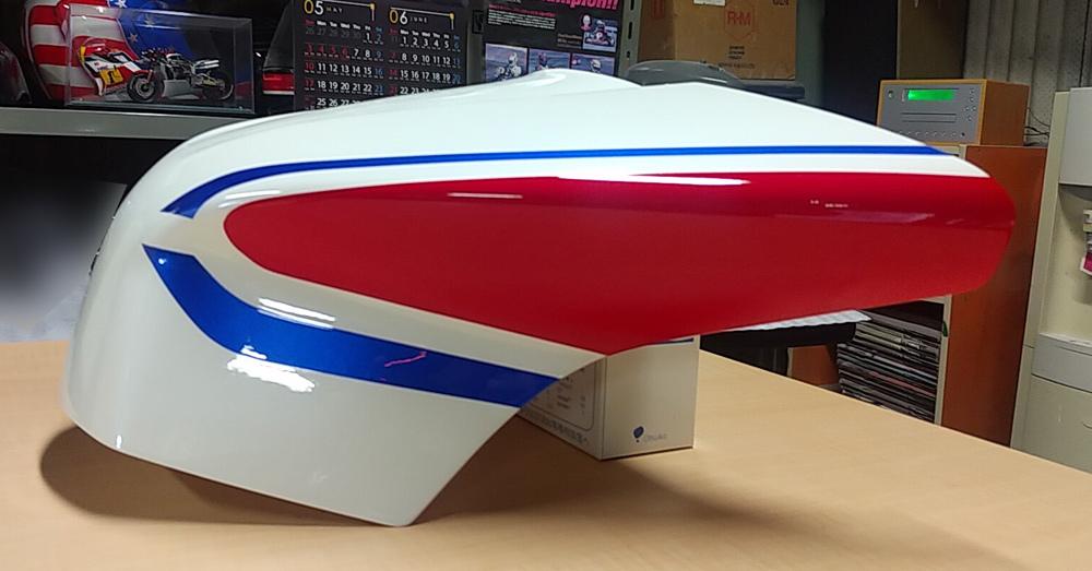 MVアグスタ。MV Agusta F3 RC。追加の部品塗装。_d0130115_16463575.jpg