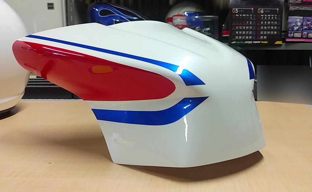 MVアグスタ。MV Agusta F3 RC。追加の部品塗装。_d0130115_16485790.jpg