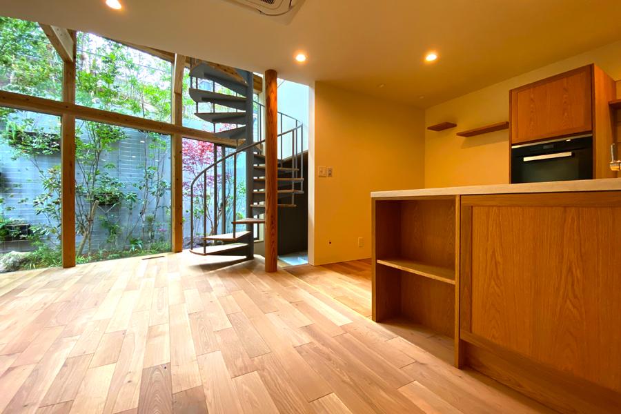 『都市型空中庭園の家』のオープンハウスを開催します。_e0029115_15321042.jpg