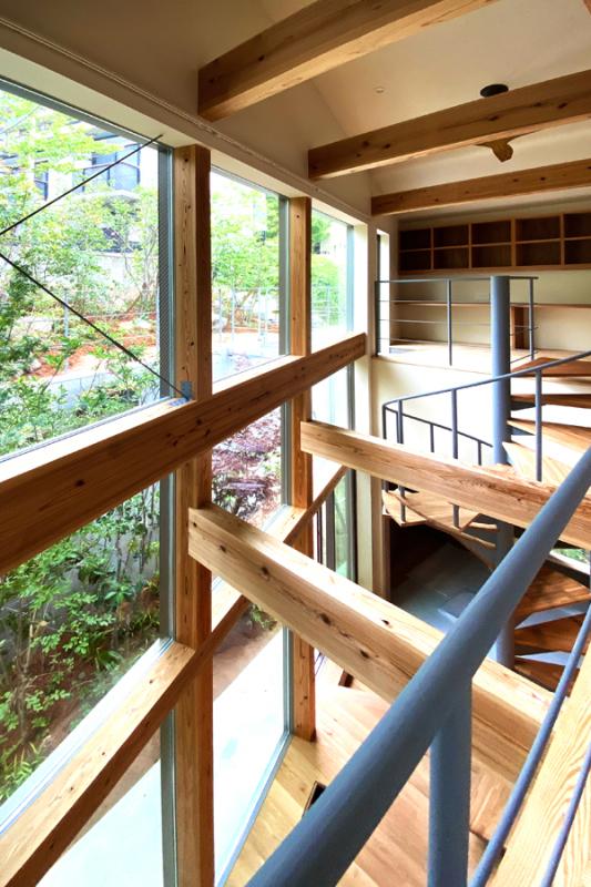 『都市型空中庭園の家』のオープンハウスを開催します。_e0029115_15322992.jpg