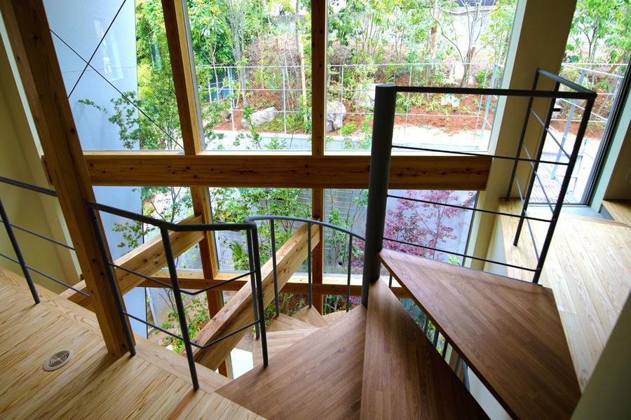 『都市型空中庭園の家』のオープンハウスを開催します。_e0029115_15430598.jpg