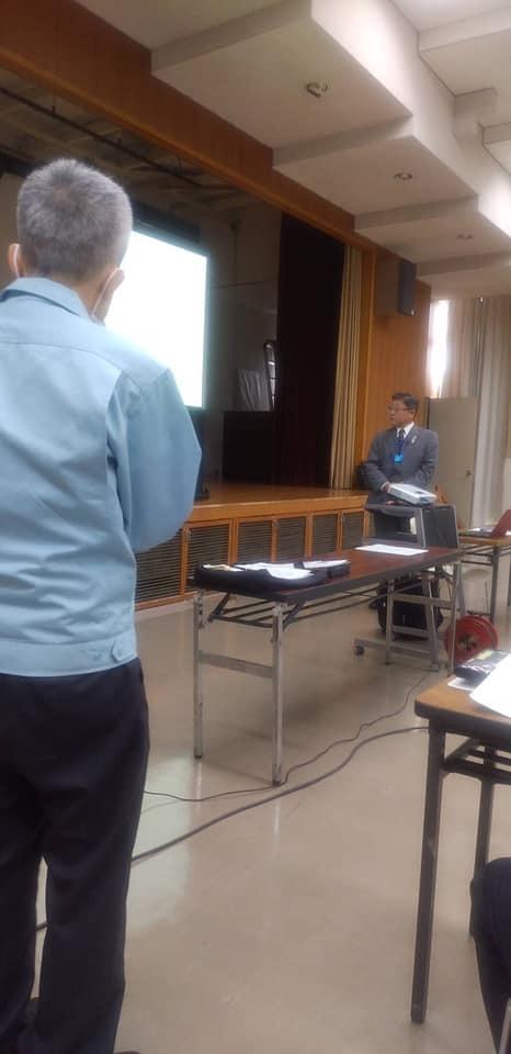 【 新温泉町管理職研修会で新型コロナウイルスについて講演しました 】_f0112434_13105856.jpg