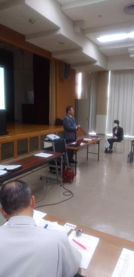 【 新温泉町管理職研修会で新型コロナウイルスについて講演しました 】_f0112434_13112275.jpg