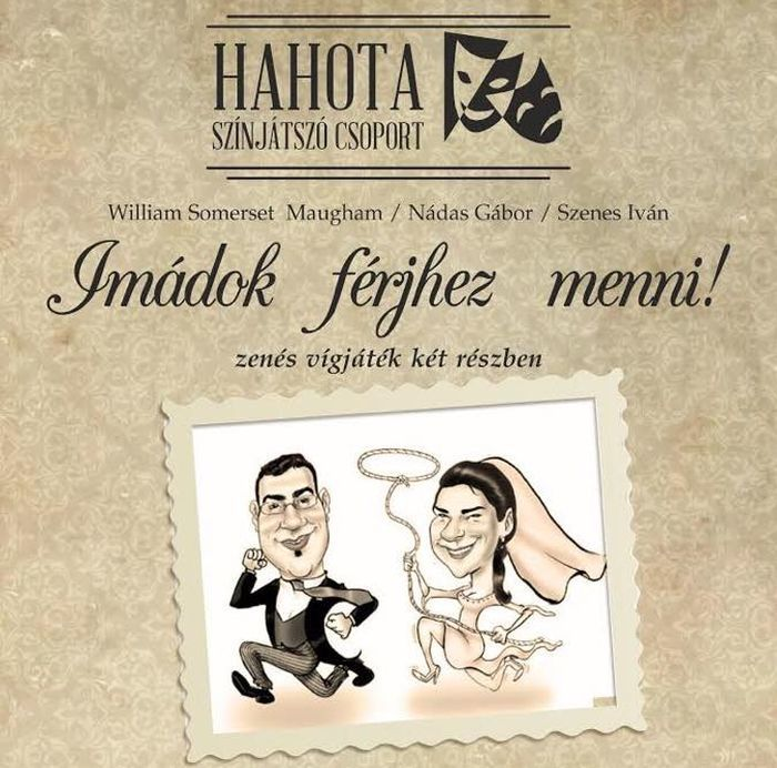"""【ミュージカル】""""Imádok férjhez menni""""(2018~2020、ハンガリー)_c0163739_08481913.jpg"""