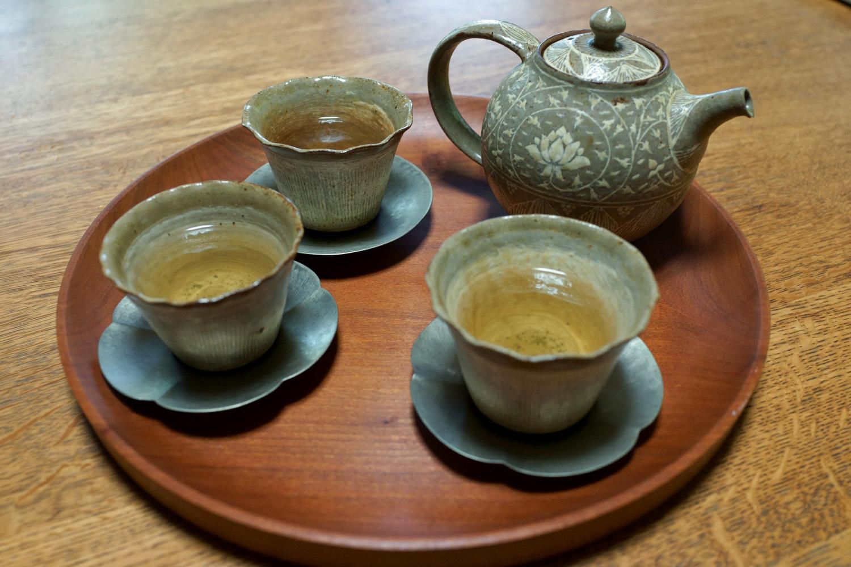 5月のこと お茶摘みと田植え_d0231263_22413923.jpg