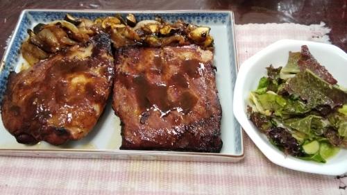 オーブン料理でお昼ごはん_f0395164_21055774.jpg
