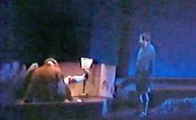 8-1/30-69  舞台「小林一茶」井上ひさし作 木村光一演出 こまつ座の時代(アングラの帝王から新劇へ)_f0325673_10270444.jpg