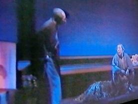 8-2/30-70 舞台「小林一茶」井上ひさし作 木村光一演出 こまつ座の時代(アングラの帝王から新劇へ)_f0325673_12080837.jpg