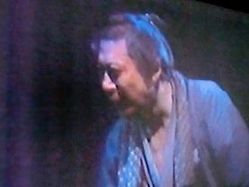 8-2/30-70 舞台「小林一茶」井上ひさし作 木村光一演出 こまつ座の時代(アングラの帝王から新劇へ)_f0325673_12111866.jpg