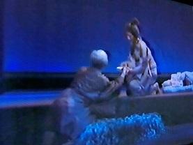 8-3/30-71 舞台「小林一茶」井上ひさし作 木村光一演出 こまつ座の時代(アングラの帝王から新劇へ)   _f0325673_12551002.jpg