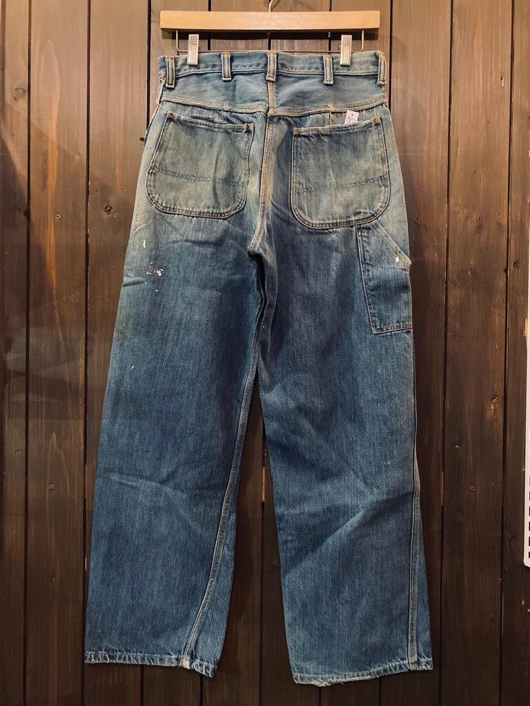 マグネッツ神戸店 6/3(水)Vintage Bottoms入荷! #3 Painter Pants!!!_c0078587_10252808.jpg