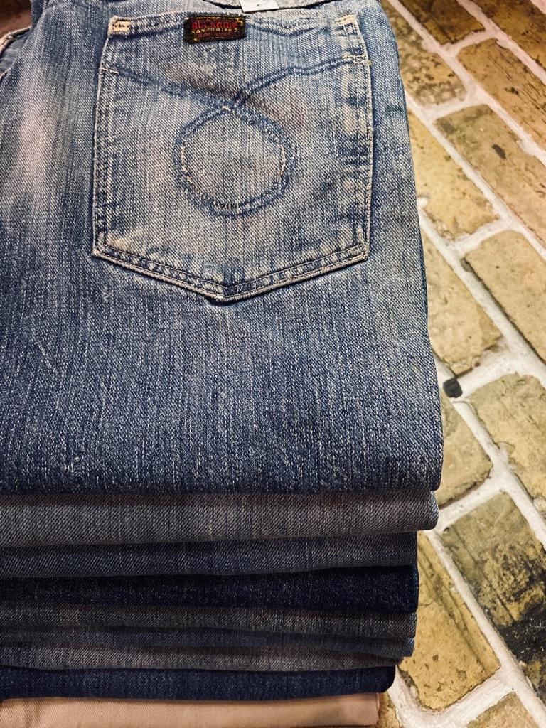 マグネッツ神戸店 6/3(水)Vintage Bottoms入荷! #4 5Pocket Blue Jeans!!!_c0078587_10482061.jpg