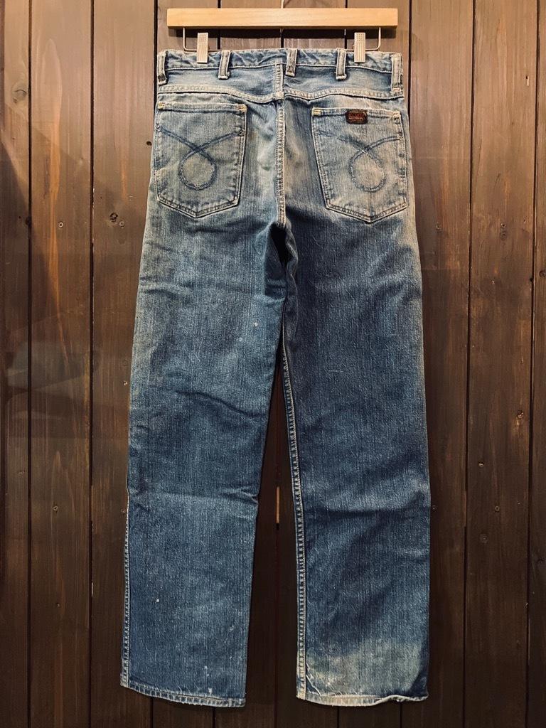 マグネッツ神戸店 6/3(水)Vintage Bottoms入荷! #4 5Pocket Blue Jeans!!!_c0078587_10484938.jpg