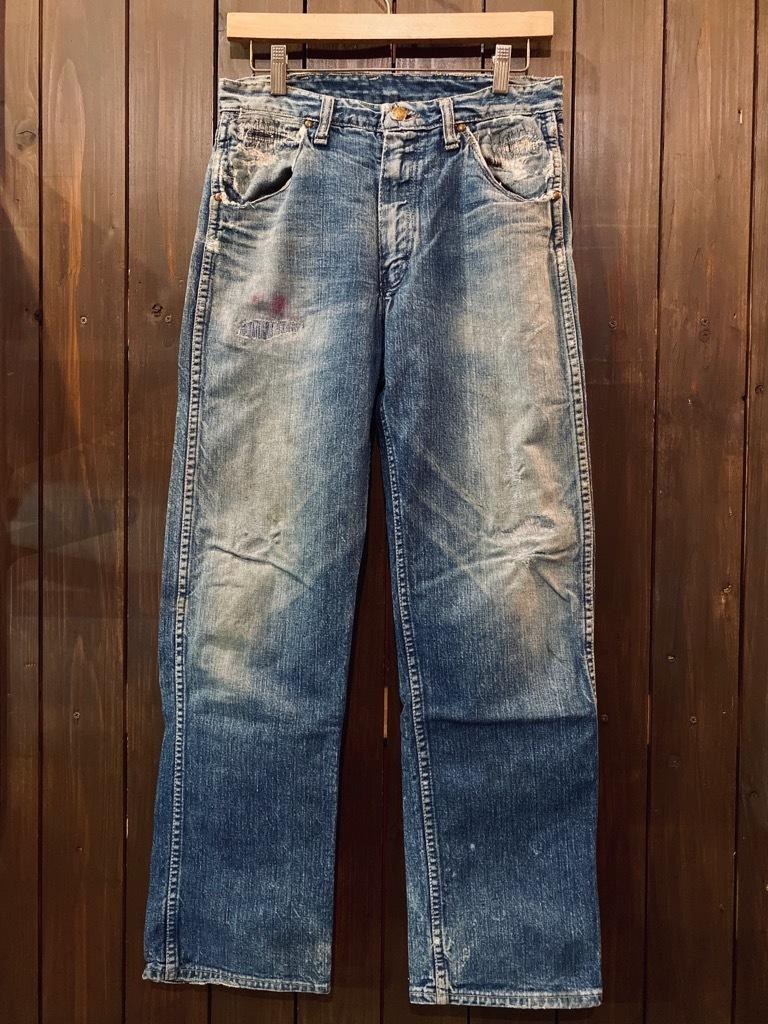 マグネッツ神戸店 6/3(水)Vintage Bottoms入荷! #4 5Pocket Blue Jeans!!!_c0078587_10485009.jpg