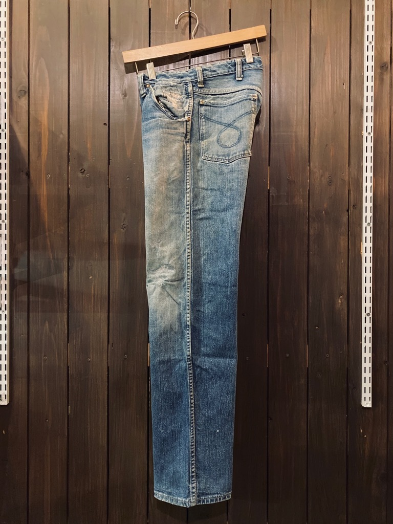 マグネッツ神戸店 6/3(水)Vintage Bottoms入荷! #4 5Pocket Blue Jeans!!!_c0078587_10485050.jpg