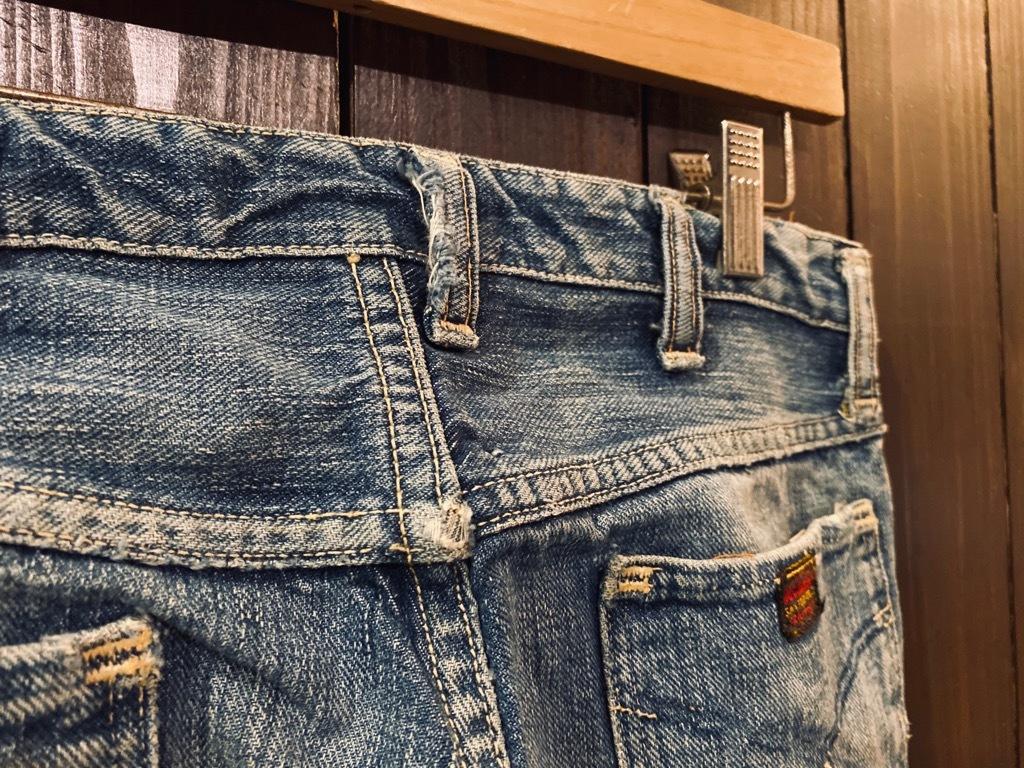 マグネッツ神戸店 6/3(水)Vintage Bottoms入荷! #4 5Pocket Blue Jeans!!!_c0078587_10494975.jpg