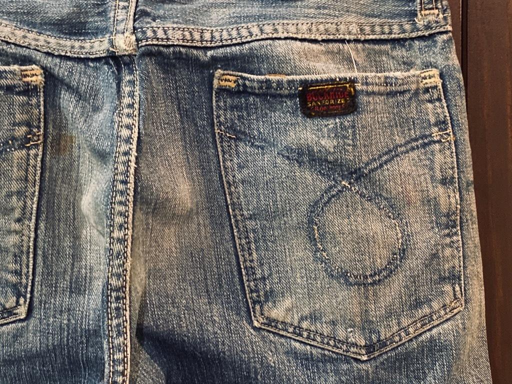 マグネッツ神戸店 6/3(水)Vintage Bottoms入荷! #4 5Pocket Blue Jeans!!!_c0078587_10495045.jpg