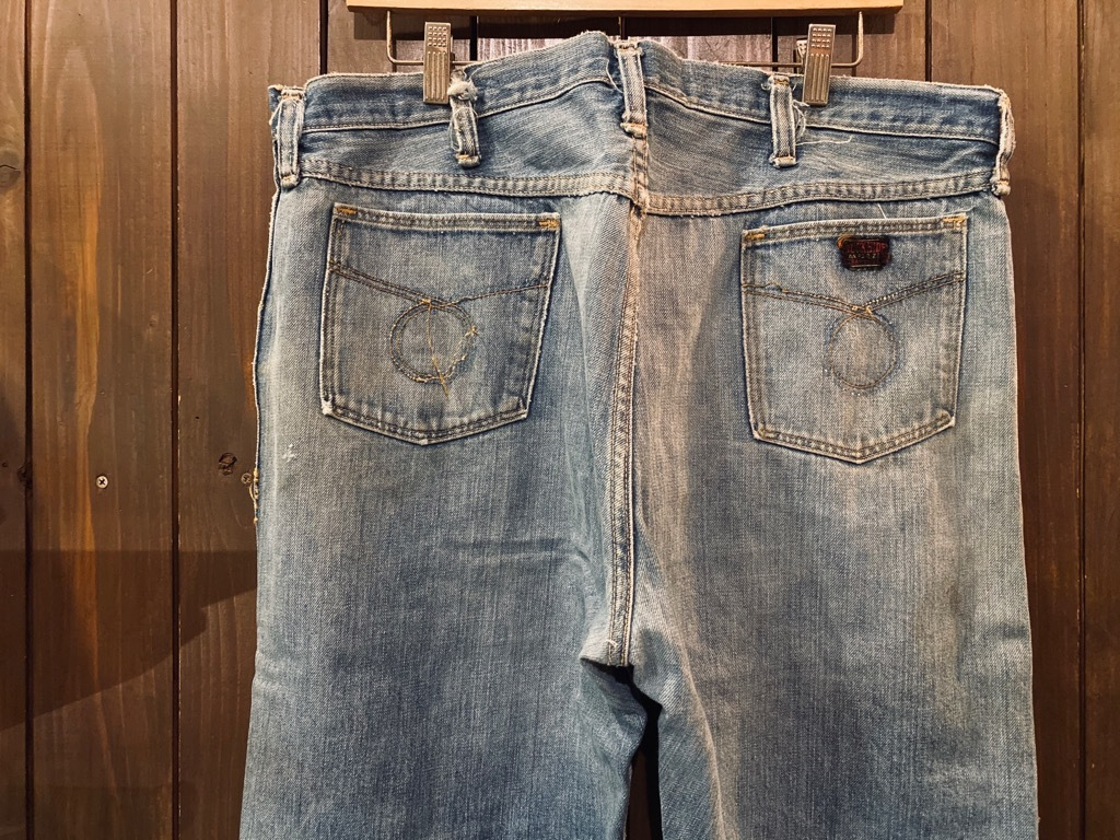 マグネッツ神戸店 6/3(水)Vintage Bottoms入荷! #4 5Pocket Blue Jeans!!!_c0078587_10530028.jpg