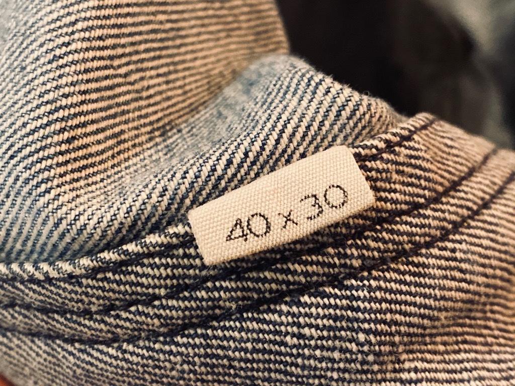 マグネッツ神戸店 6/3(水)Vintage Bottoms入荷! #4 5Pocket Blue Jeans!!!_c0078587_10530081.jpg