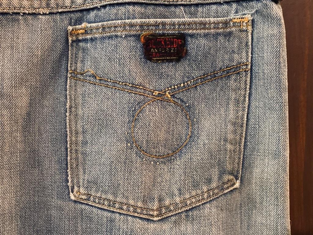 マグネッツ神戸店 6/3(水)Vintage Bottoms入荷! #4 5Pocket Blue Jeans!!!_c0078587_10530122.jpg