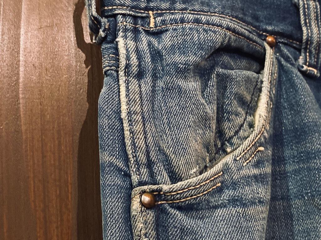 マグネッツ神戸店 6/3(水)Vintage Bottoms入荷! #4 5Pocket Blue Jeans!!!_c0078587_10542825.jpg
