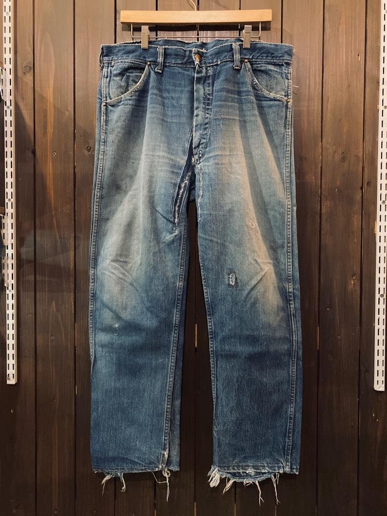 マグネッツ神戸店 6/3(水)Vintage Bottoms入荷! #4 5Pocket Blue Jeans!!!_c0078587_10542972.jpg