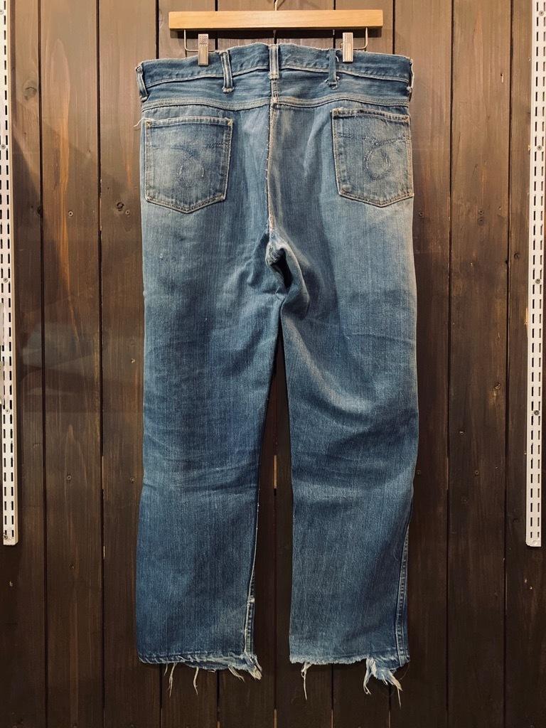 マグネッツ神戸店 6/3(水)Vintage Bottoms入荷! #4 5Pocket Blue Jeans!!!_c0078587_10542998.jpg