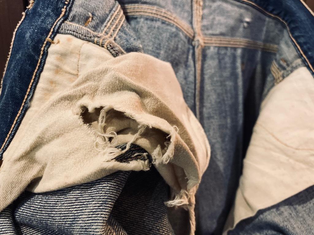 マグネッツ神戸店 6/3(水)Vintage Bottoms入荷! #4 5Pocket Blue Jeans!!!_c0078587_10554975.jpg