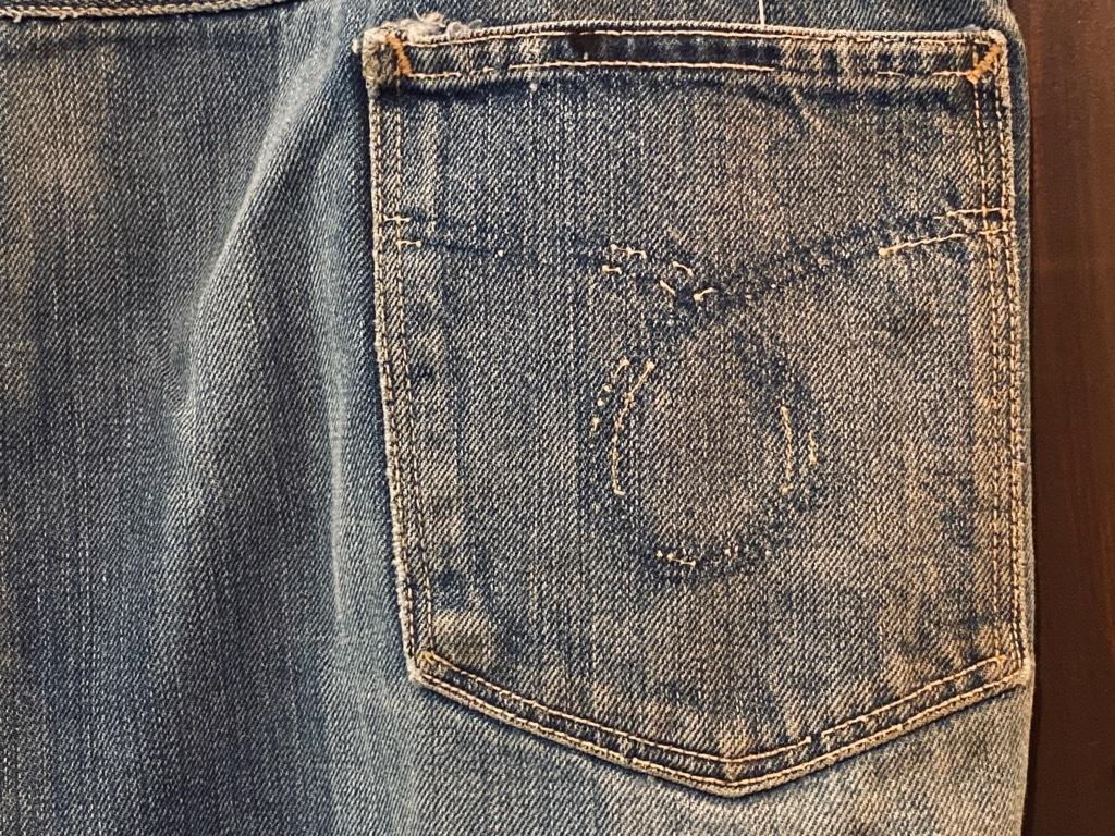 マグネッツ神戸店 6/3(水)Vintage Bottoms入荷! #4 5Pocket Blue Jeans!!!_c0078587_10555015.jpg