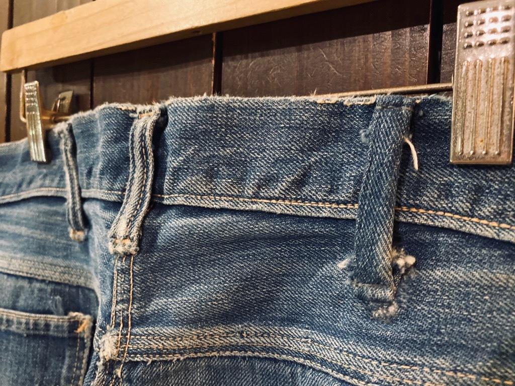 マグネッツ神戸店 6/3(水)Vintage Bottoms入荷! #4 5Pocket Blue Jeans!!!_c0078587_10555016.jpg