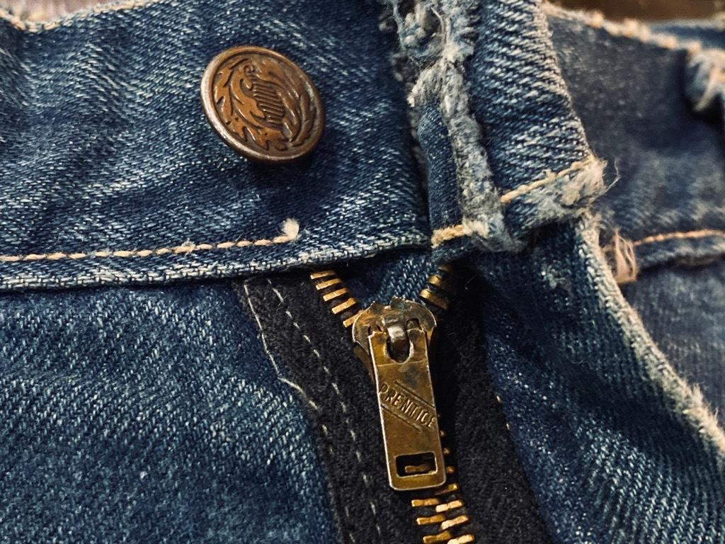 マグネッツ神戸店 6/3(水)Vintage Bottoms入荷! #4 5Pocket Blue Jeans!!!_c0078587_10555040.jpg